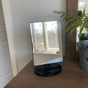 Small Vanity Mirror with touch light!